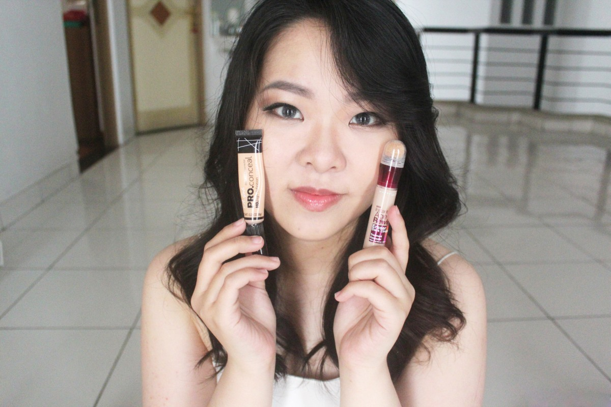 Which is Better? Concealer